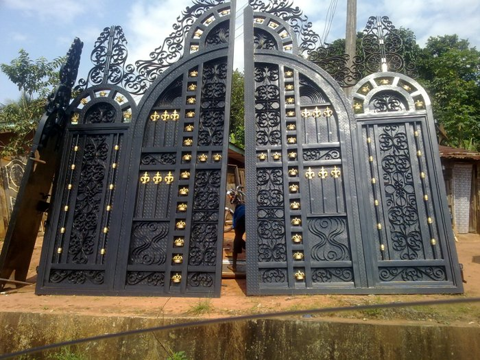Fences And Gates In Pictures And Prices Properties 21 Nigeria,Small Home Interior Design Indian Style