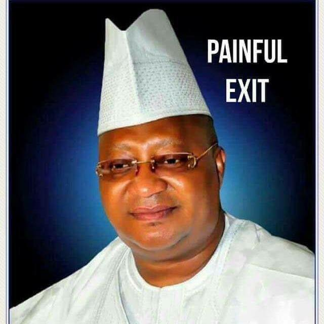See What Senator Isiaka Adeleke Was Planning To Do Before His Sudden Death (Photos)