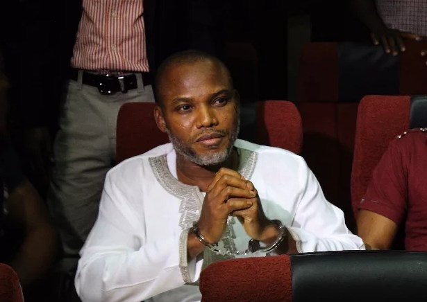 Nnamdi Kanu Denies Rejecting Bail, Pledges To Meet Conditions Within 48 Hours