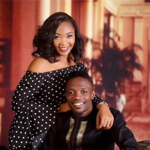 Ahmed Musa Shares Pre-wedding Pictures