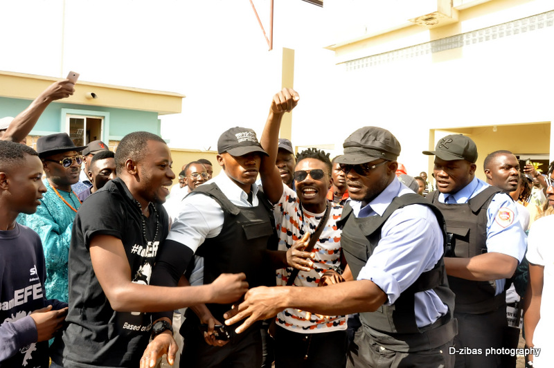BBNaija Efe Arrives Jos, Plateau State For His Home Coming (Photos)