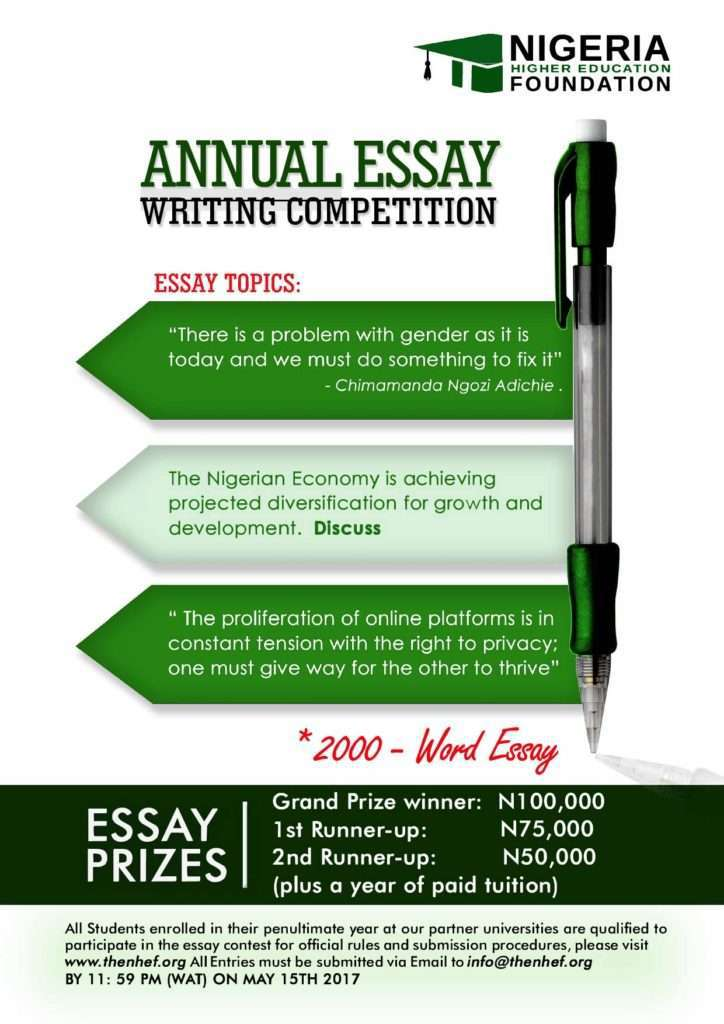 funding higher education essay