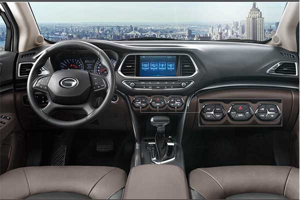 Gac Motor Gs4 Price And Specifications Photos Car Talk