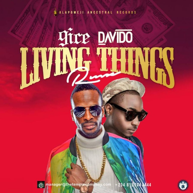 Image result for 9ice's Living Things banned