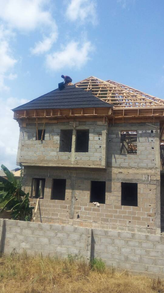 Flat Roof Design Vs Pitched Roof Properties Nigeria