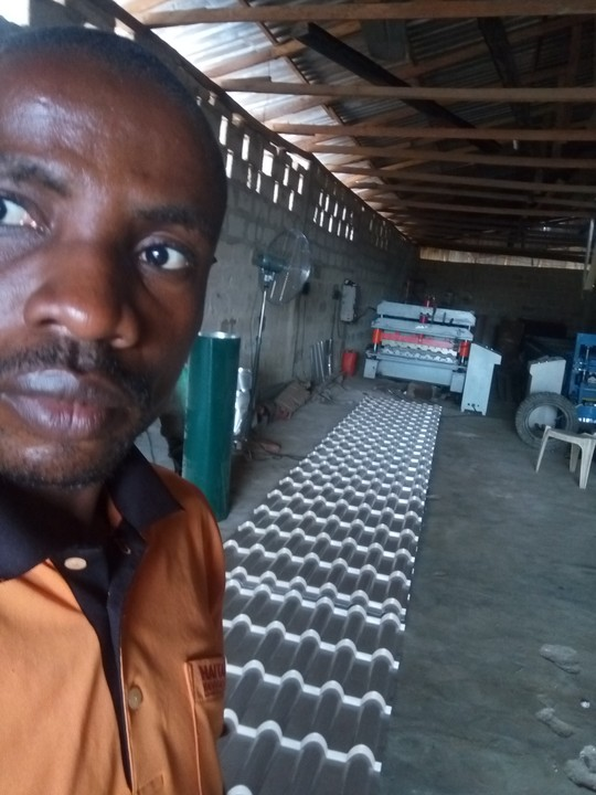 A Roofing Project At Abeokuta Funaab Area Properties