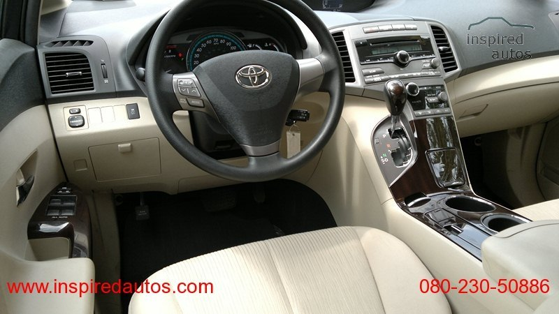 live in nigeria 2009 toyota venza pre ordered by. Black Bedroom Furniture Sets. Home Design Ideas