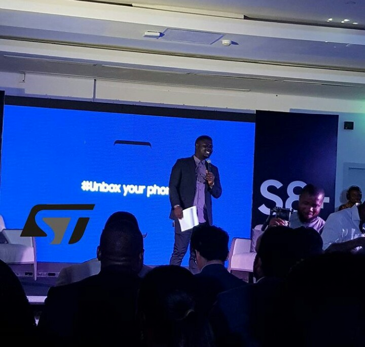 Samsung Excites Consumers with Launch of the New S8 and S8+ (Event Photos)