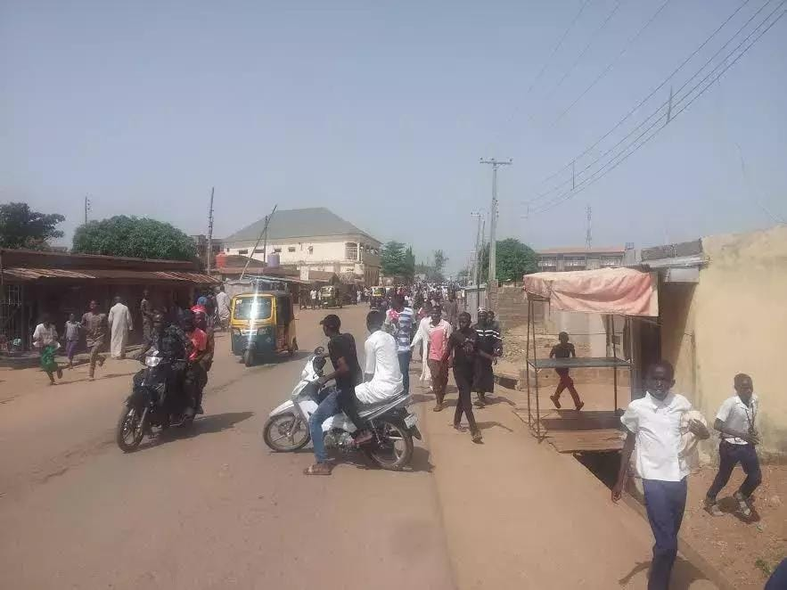 Religious Crisis Breaks Out At Kabala Junction In Kaduna, 3 Dead
