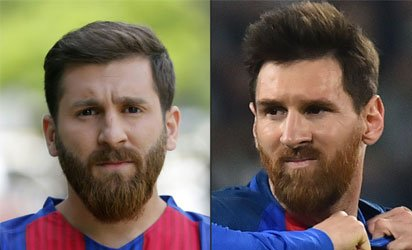 Lionel Messi Lookalike Arrested In Iran For Disrupting Public Order (Photos)