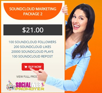 Buy Soundcloud Marketing Package To Get Organic Listeners