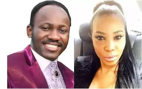 S3x Scandal : I Stand By All My Claims, Stephanie Otobo blasts Apostle Suleman