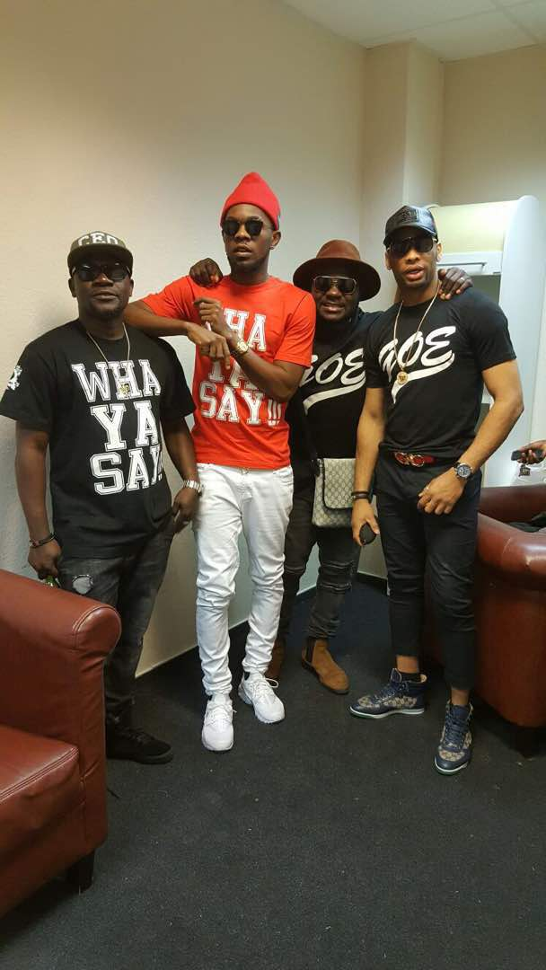 Patoranking Thanks Fans And Partners As He Concludes 7 Weeks European Tour 2