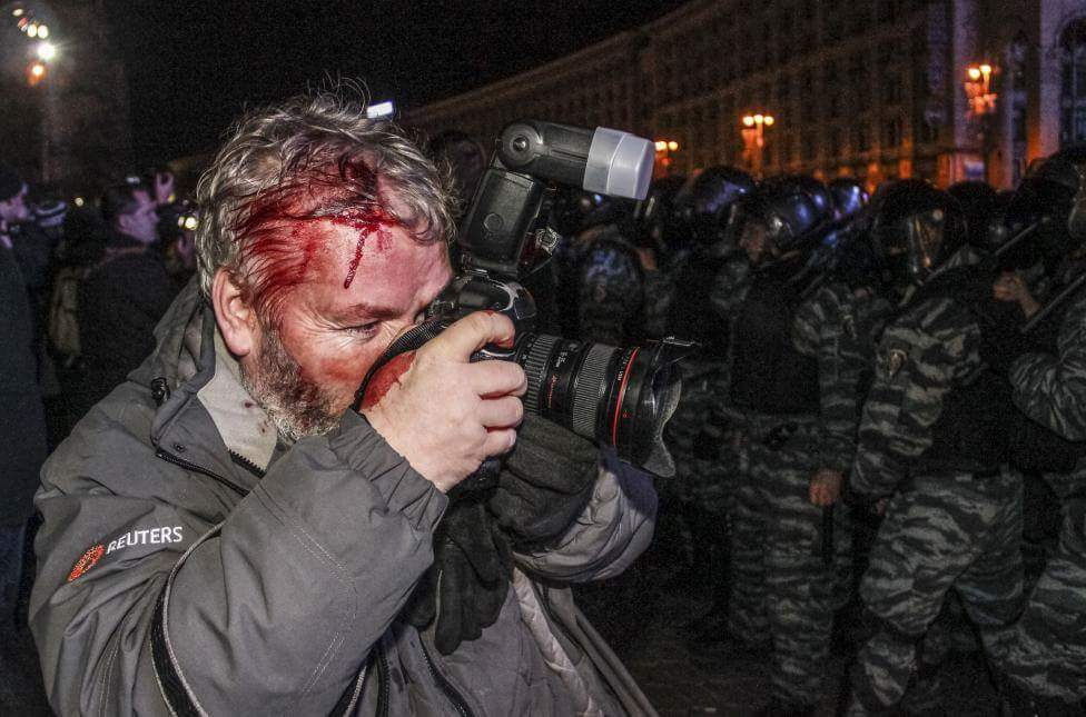 How Journalists Around The World Risk Their Lives