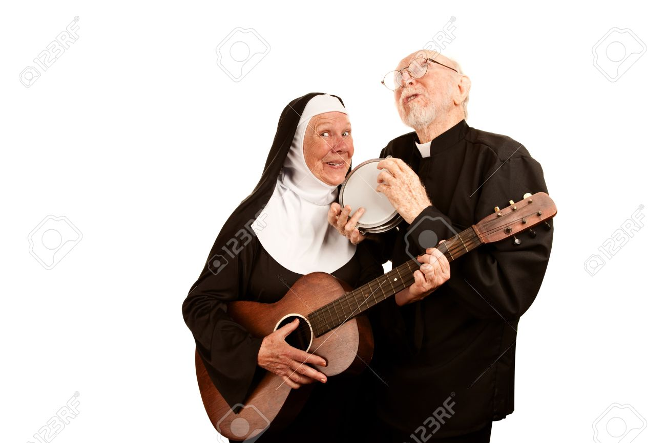 Priest and nun sex xxx picture