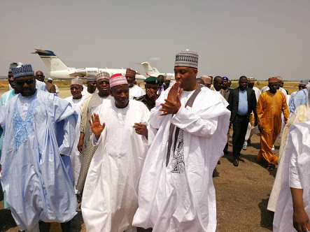30 Private Jets Land In Minna For Babangida's Daughter's
