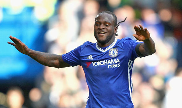 OPINION !! Has Victor Moses Done Enough To Win The African Footballer Of The Year 2017 ?