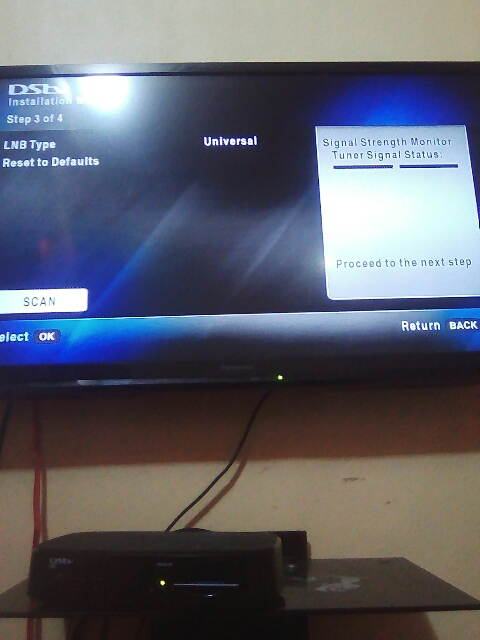 Dstv Unable To Scan For Channels - TV/Movies - Nigeria