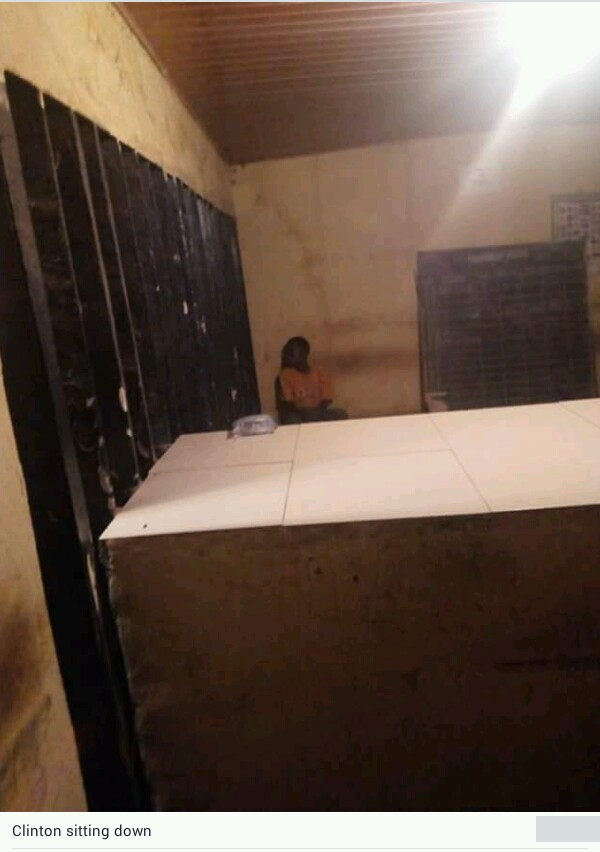 5311670 20170514105149 jpega1d59b8fdce49c4a2a0d92c95424cae8 - Police Arrest 9-Year-Old Boy In Asaba, Delta, Keep Him Behind Bar,Over His Mother's Crime (Photos)