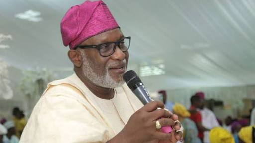 N80b Salary Debt : Akeredolu Begs Ondo Workers To Waive Outstanding Salaries
