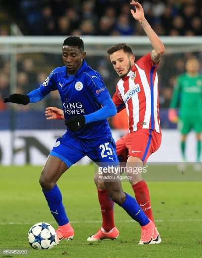 Wilfred Ndidi Named Leicester City's Young Player Of The Year