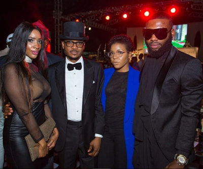 Photos From Shina Peller's 41st Birthday Dinner In Lagos