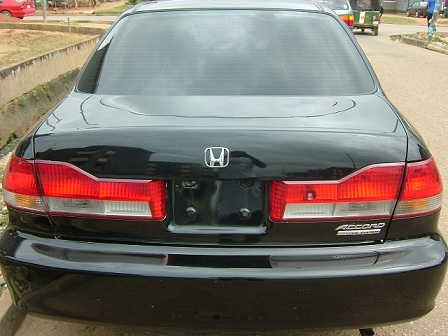 Interested Personu0027s Should Call: 08039669837 Or 08127966852. Re: 2002 Honda  Accord For Sale (special Edition) ...