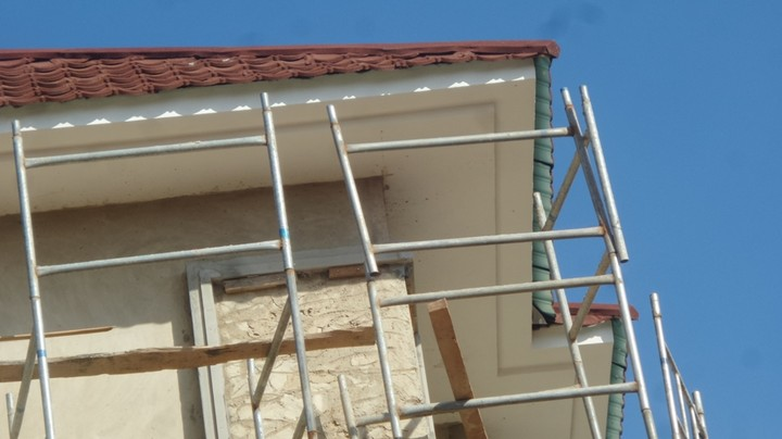 Parapet Concrete Fascia And Other Roofing Styles Properties 6 Nigeria