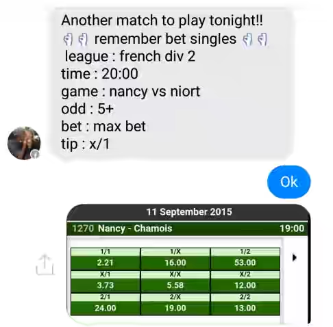 Fixed Matches Mistake Bettors Make Nairaland General Nigeria - 19 people can bet still single