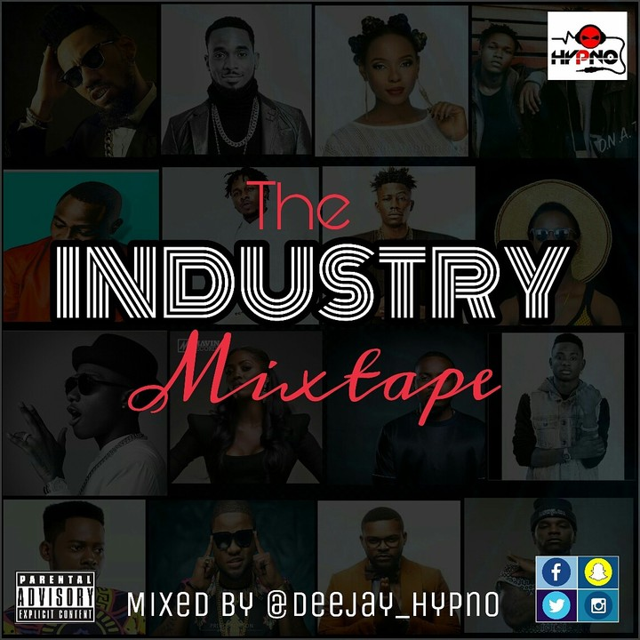 Download The Hottest 9JA DJ Mix Of 2017