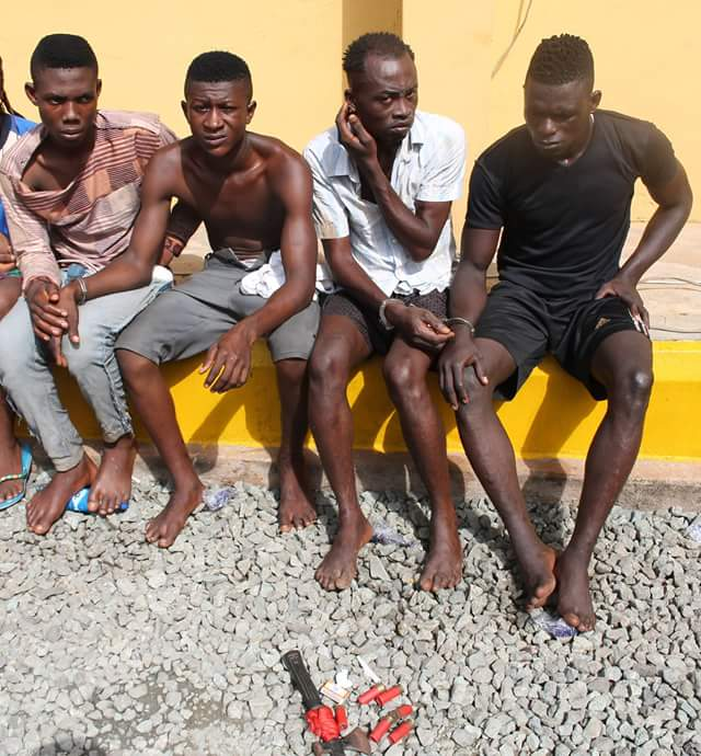 Robbery Suspects, Cultists, Child Traffickers Arrested By Abia Police 5363653_fbimg1495475954261_jpega4704a858a9840b645658026cb41c0c3