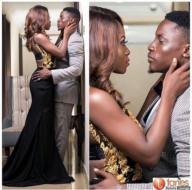 """""""This Was How Banky & Adesua Started"""" - Fans React To Bassey & Debie-Rise's Photo"""