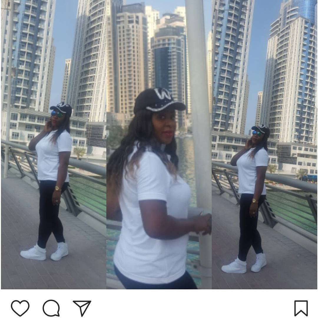 AY Celebrates Lady Left Disappointed After Driving 39KM To Take Selfie With Him } PHOTOS 2