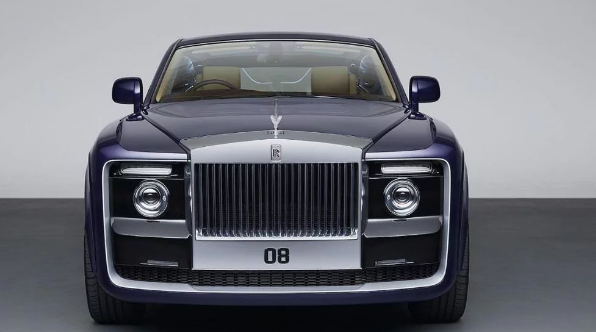 Rolls Royce Sweptail The Most Expensive Car Ever