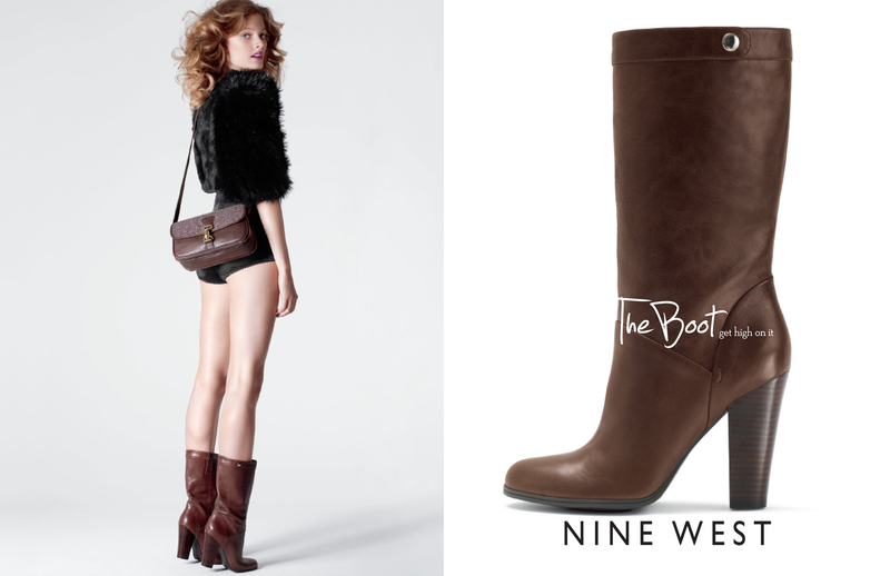 Nine West S Amrit Boots Are In Vogue This Fall Fashion