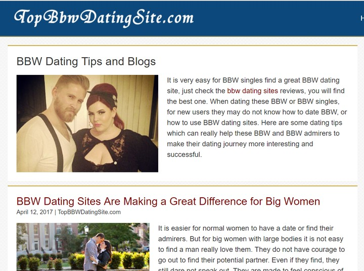 big beautiful women dating web site Looking online for relationship has never been easier it's free to register, welcome to the simplest online dating site to flirt, date, or chat with online singles.