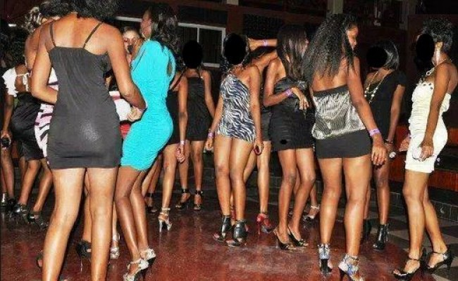 """This Ramadan Has Spoilt Business For Us"""": Lagos Prostitutes Experience Low Patronage"""
