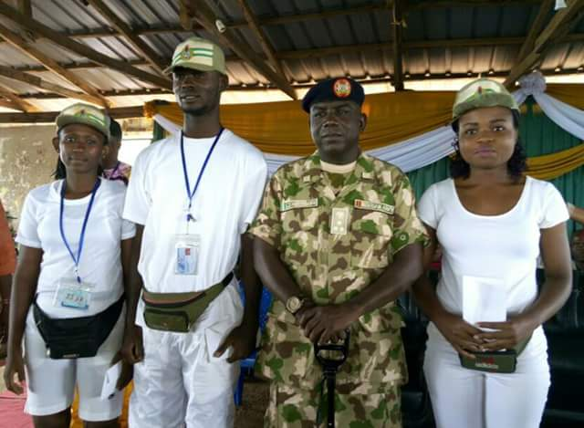 3 Benue Corpers Found Missing Money & Returned It, NYSC DG Did This For Them (Pic)