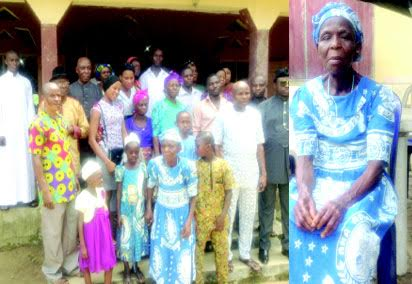 """I've Never Slept With Any Man"""": Meet 90-Year-Old Virgin Nigerian Woman (Photos)"""