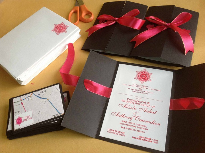 Where Can I Get Customized Wedding Invitation Cards In Lagos