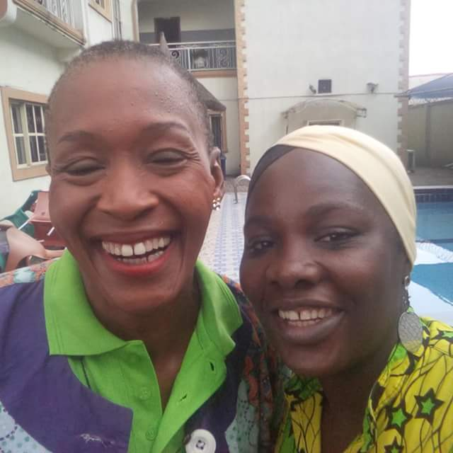 OMG!! Kemi Olunloyo Is This You ?