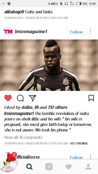 Cheick Tiote Was Expecting His 4th Child Just Days After His Tragic Death Photo