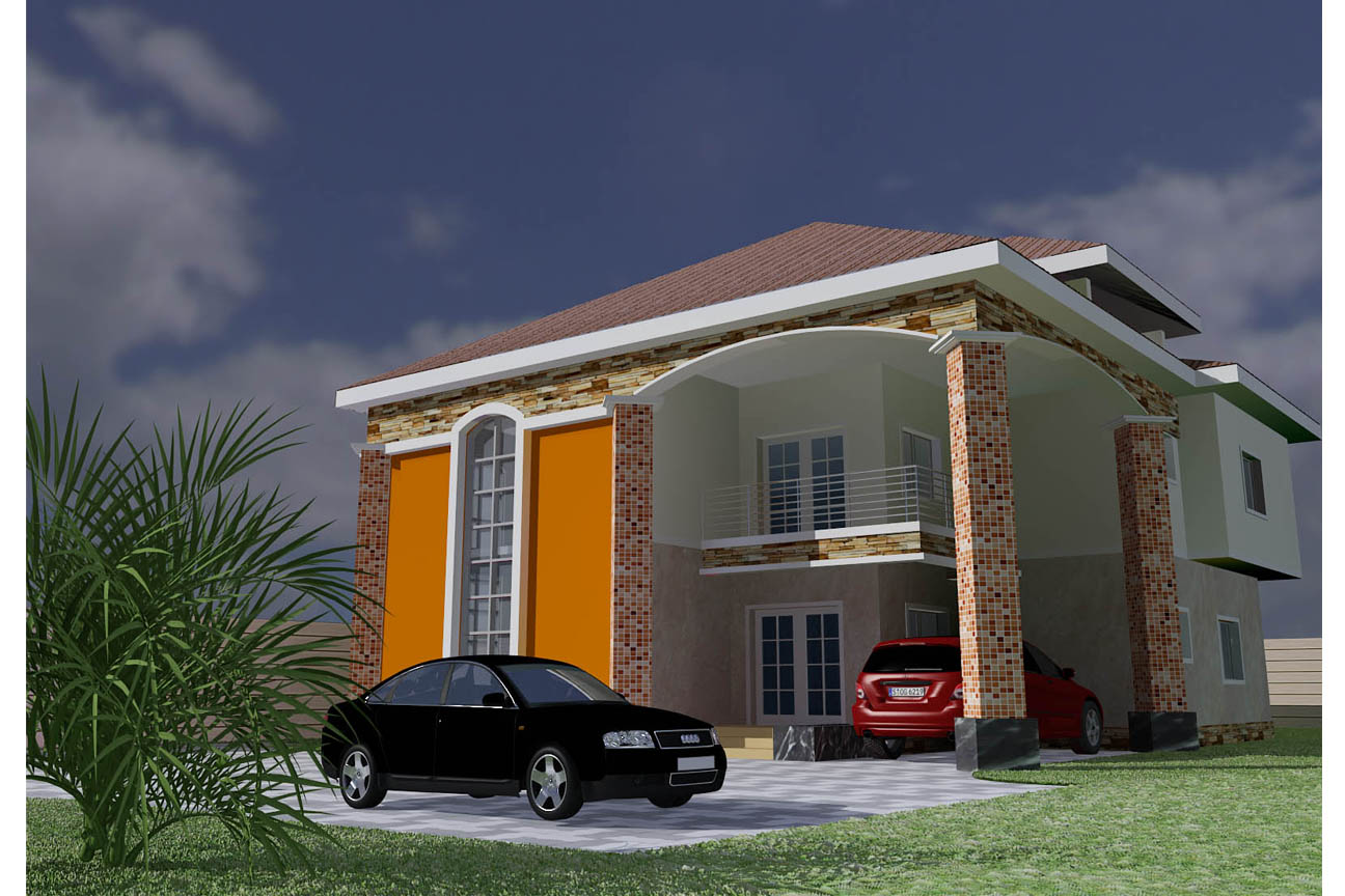 Nigerian architectural designs joy studio design gallery for Nigerian architectural designs