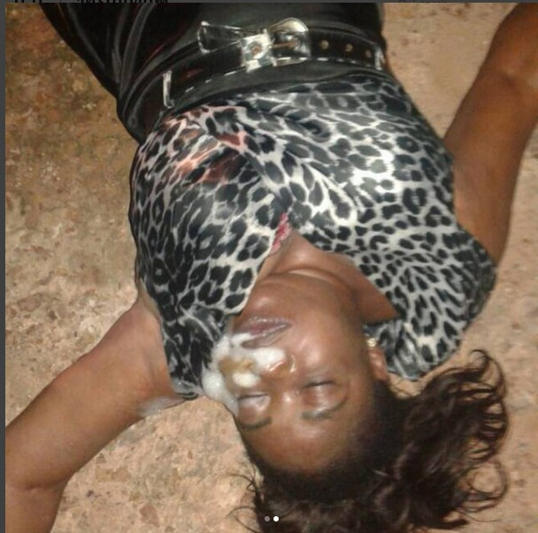 Lady Who Went To Enugu Hotel With Her Lover Dies (Graphic Photos)