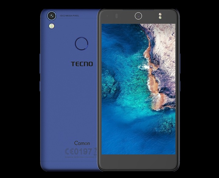 Tecno Camon CX Air: Full Specifications