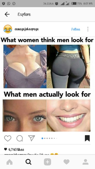 What do guys look for in women