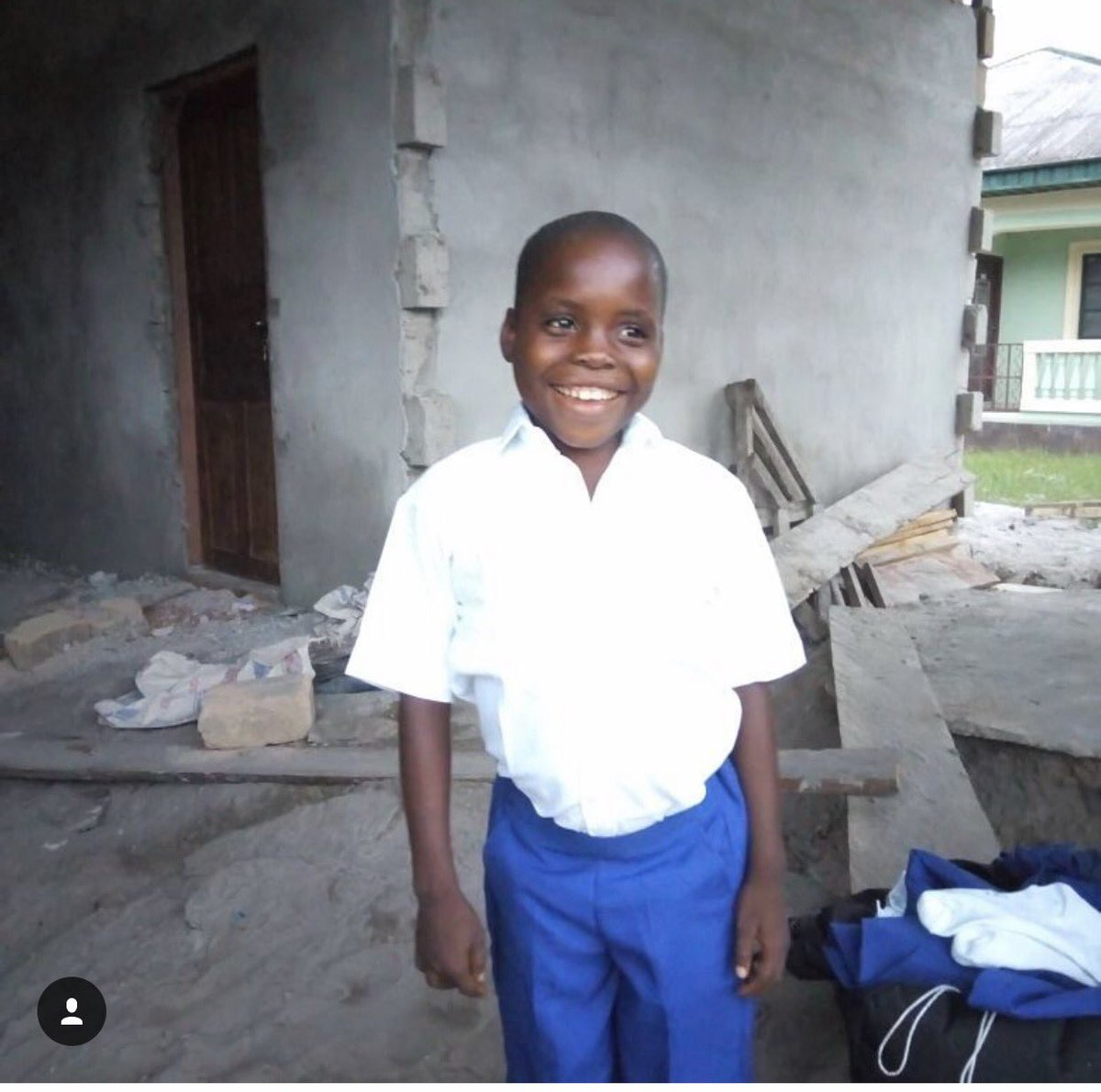 Davido Builds A House For That Little Child Who Sang 'IF' (Photos)