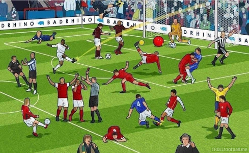 Memorable Moments In EPL History. How Many Can You Identify ? [Photo]