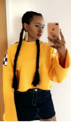 Mr Eazi Defends His Girlfriend, Temi Otedola After She Is Accused Of Bleaching