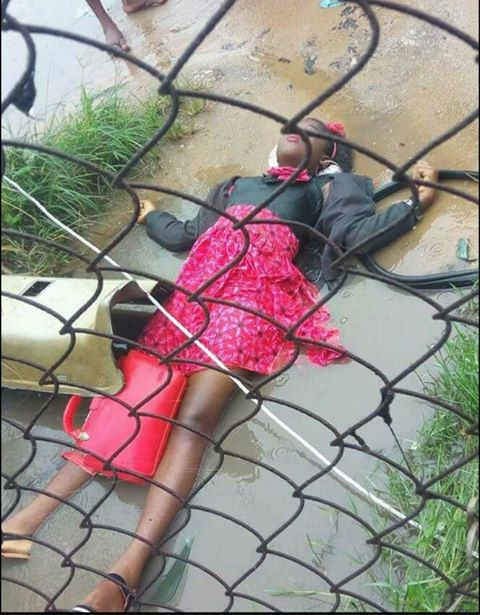 Female Student Electrocuted At Rivers State University (Photo)